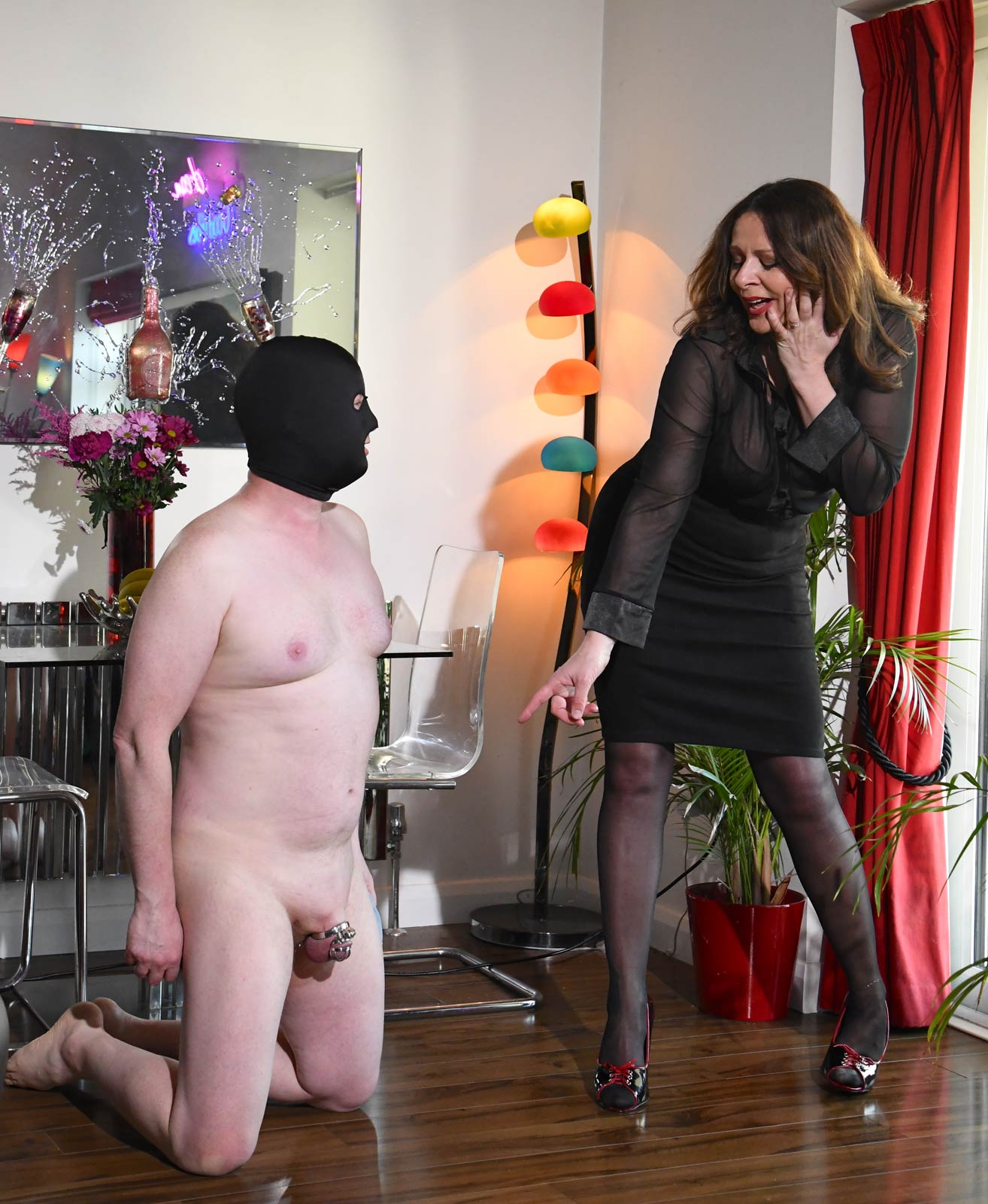 CFNM with Mistress Carly | Kent based Dominatrix