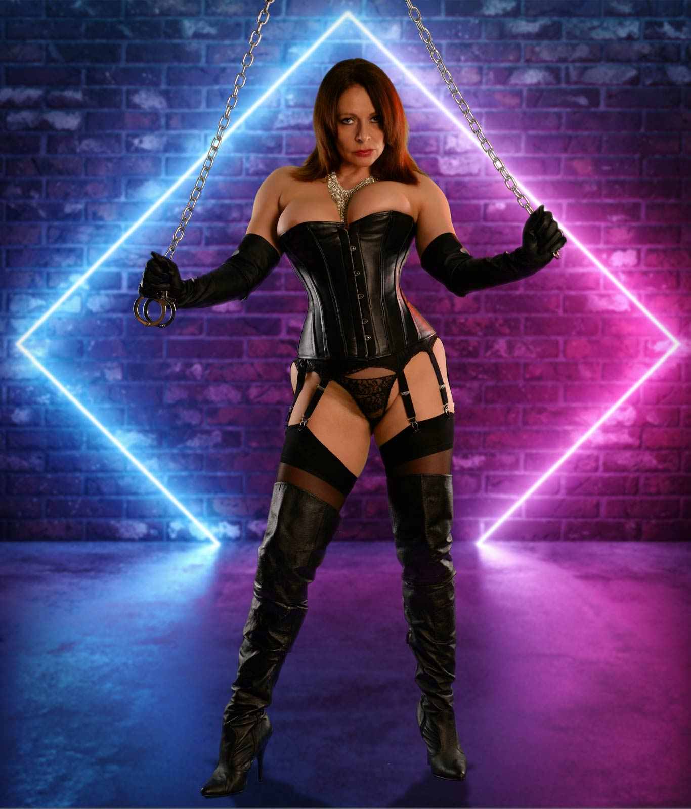 Mistress Carly will milk your submissive cock dry | Book a session now