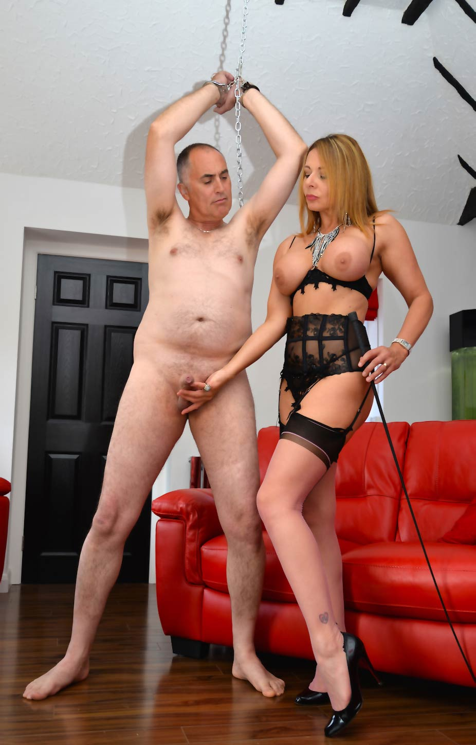 Cock and Ball Torture with Mistress Carly | UK Dominatrix