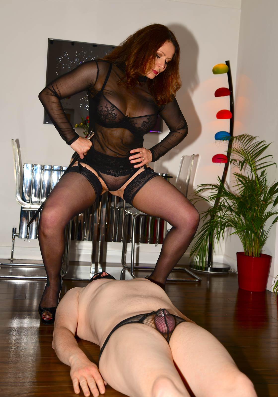 Feminisation with Mistress Carly