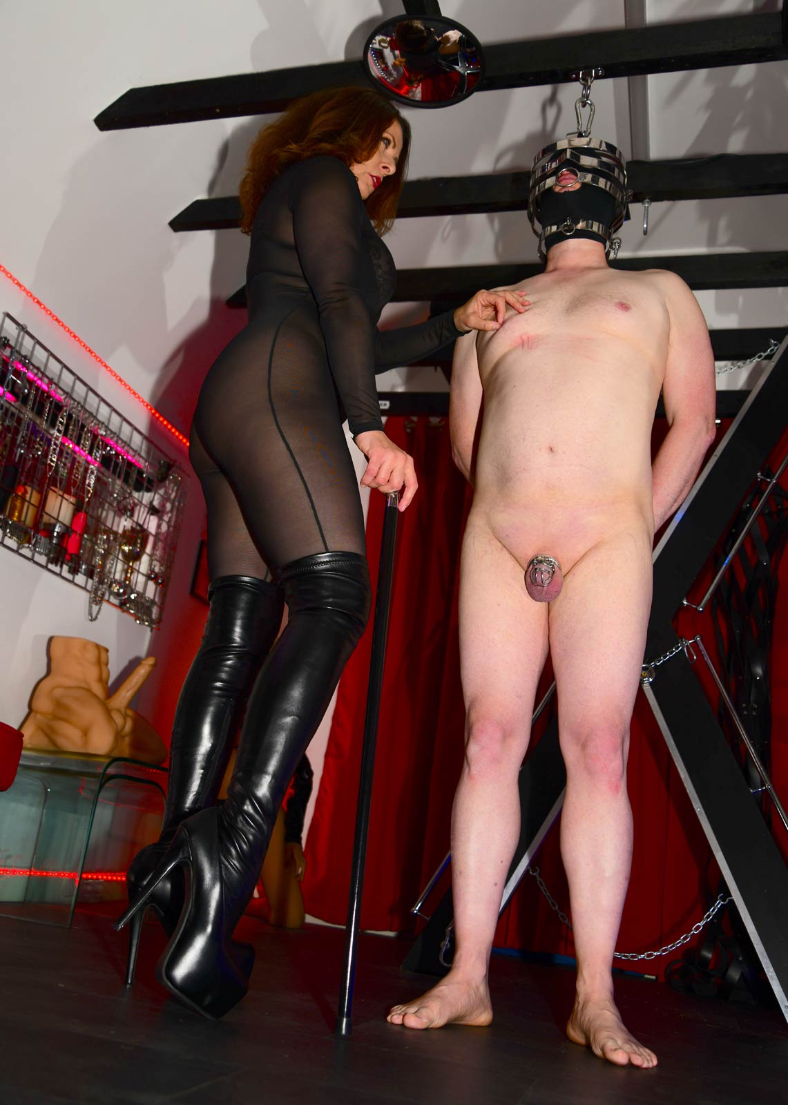 Have Your Nipples Tortured   Mistress Carly, UK Domme