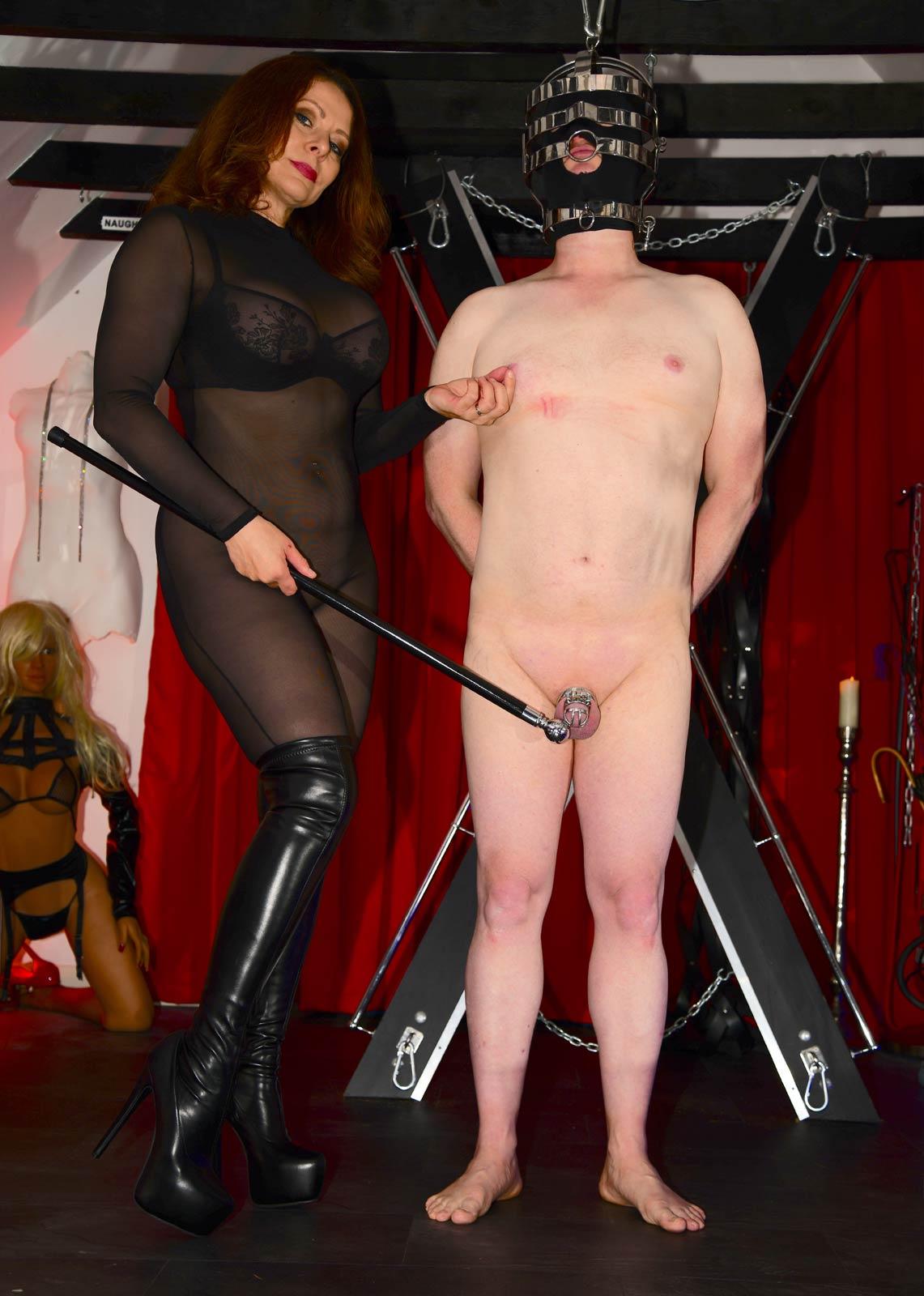 Nipple Torture With Mistress Carly   UK Dominatrix